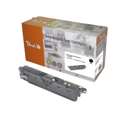 Peach Tonermodul schwarz kompatibel zu HP Q3960A