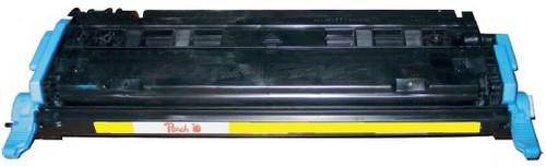 Peach Tonermodul gelb kompatibel zu HP Q6002A