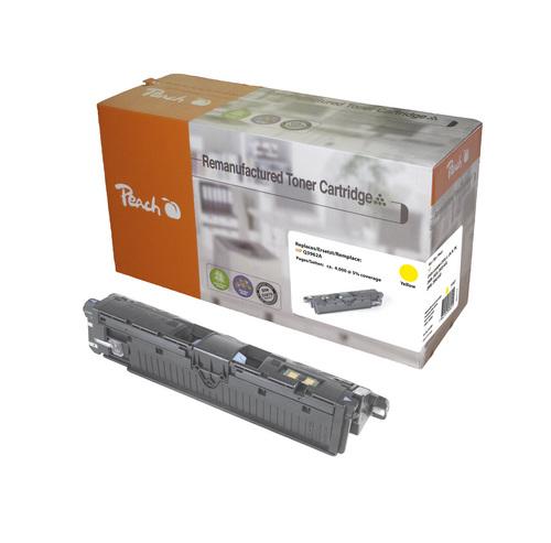 Peach pour HP Q3962A jaune Toner compatible