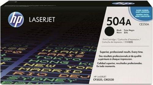 HP CE250A, Toner noir 5'000 pages
