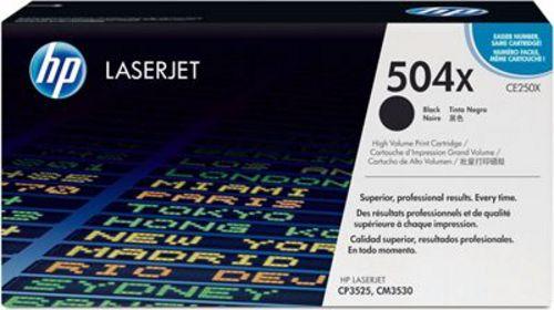 HP CE250X, Toner nero 10'000 pagine