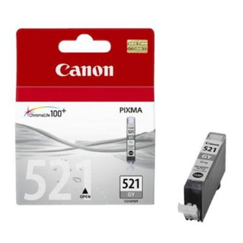 Canon CLI-521GY, TPA grau, 9ml