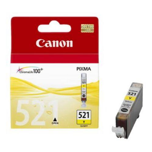 Canon CLI-521Y, TPA yellow, 9ml