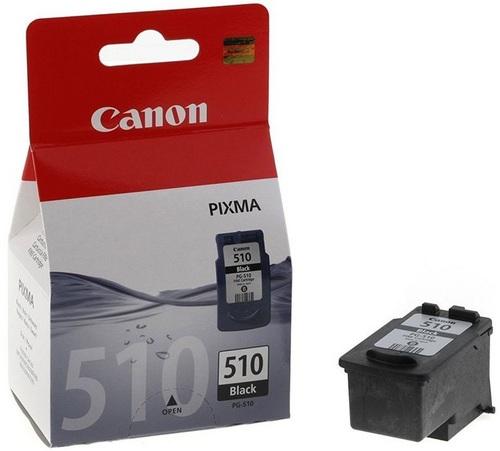 Canon PG-510BK, TPA schwarz, 9ml
