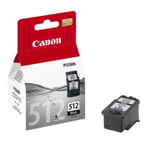 Canon PG-512BK, Cartuccia d'inchiostro nero, 15 ml