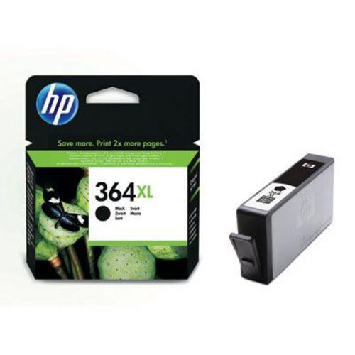 HP No. 364XL, Cartouche d'encre noir, CN684EE 550 pages