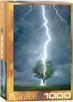 Blitzeinschlag - Puzzle [1000 Teile]