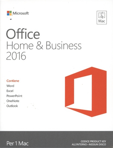 Office Home & Business 2016 Solo Product Key