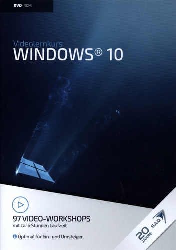 Videolernkurs Windows 10 [DVD]