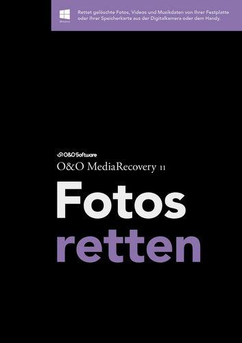 O&O MediaRecovery 11 Professional - Fotos retten