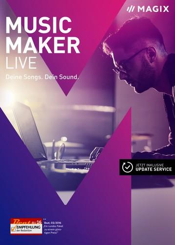 MAGIX Music Maker Live