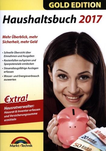 Gold Edition: Haushaltsbuch 2017