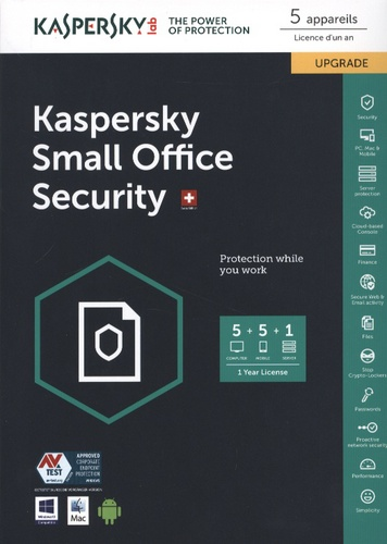 Kaspersky Small Office Security Upgrade (5 PC)
