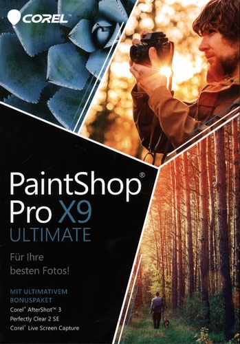 Corel PaintShop X9 Ultimate