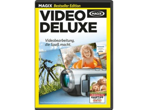 Bestseller MAGIX Video Deluxe