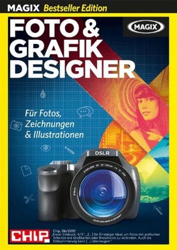 Bestseller MAGIX Foto & Grafik Designer