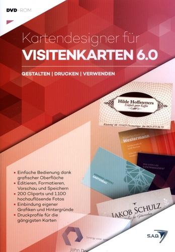 Kartendesigner für Visitenkarten 6.0 [DVD]