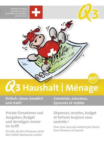 Q3 Haushalt eco