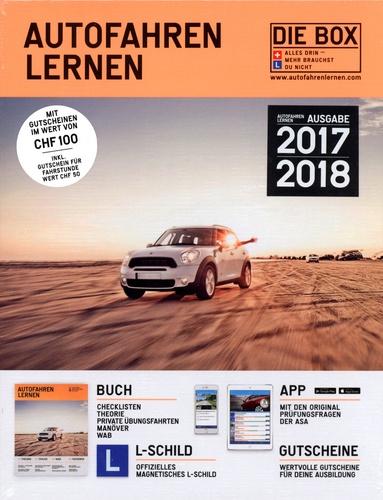 Autofahren lernen - Die Box 2017/ 2018