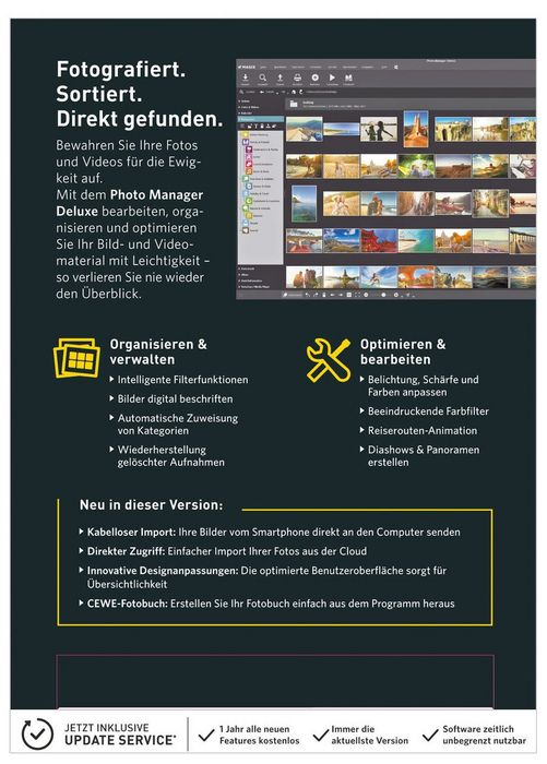 MAGIX Photo Manager Deluxe [PC] (D) - Thali