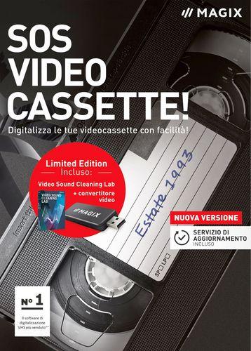 MAGIX SOS Videocassette!