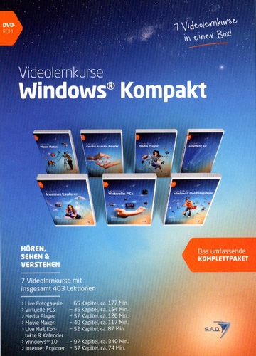 Videolernkurs Windows Kompakt