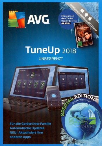 AVG TuneUp 2018 - Special Edition [unbegrenzte Lizenzen]