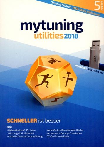 mytuning utilities 2018 - Special Edition [5 Lizenzen]