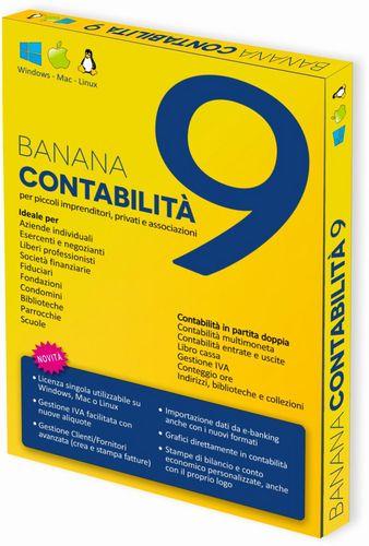 Banana Contabilità 9 2017/2018