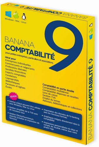 Banana Comptabilité 9 2017/2018