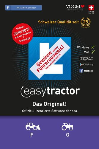 easytractor 2018/19 [Kat. F/G]