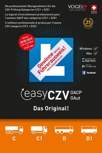 easyCZV 2018/19 [Kat. C/C1/D/D1]