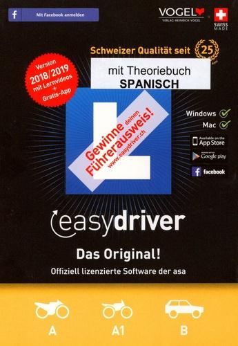 easydriver 2018/19 inkl. Theoriebuch Spanisch