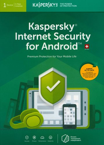 Kaspersky Internet Security for Android [1User]