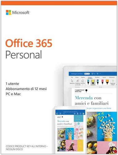 Office 365 Personal Abbonamento di 1 anno
