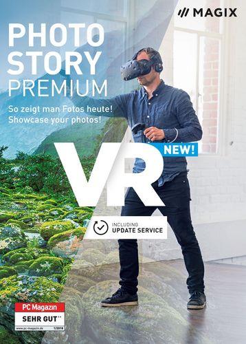 MAGIX Photostory Premium VR