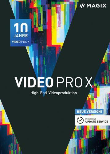 MAGIX Video PRO X 2019