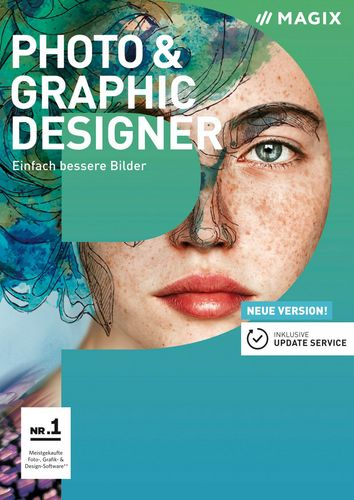 MAGIX Photo & Graphic Designer 2019