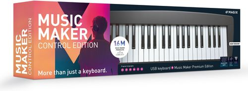 MAGIX Music Maker Control Edition 2019