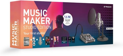 MAGIX Music Maker Studio Edition