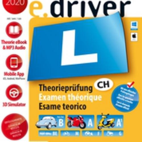 e.driver 2019/2020 Bundle Edition