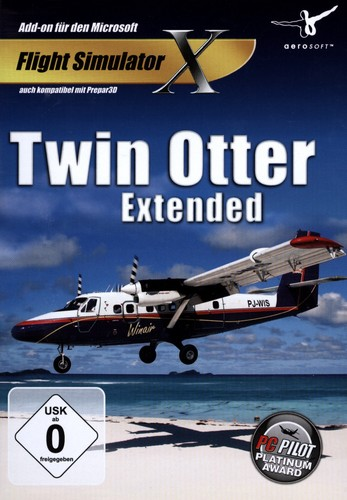 Twin Otter Extended für FSX [Add-On]