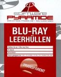 Blu-Ray-Leerhüllen-Pack - 4 Stk [transparent]