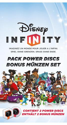 Disney Infinity 2. Set di Monete Onda Bonus