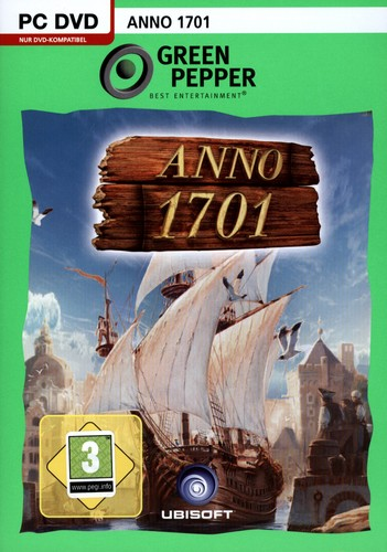 Green Pepper: Anno 1701 [DVD]