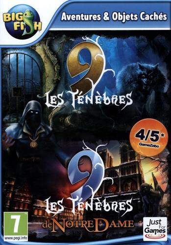 9 Les Ténèbres + 9 Les Ténèbres de Notre Dame [DVD]