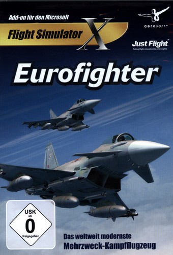 Eurofighter für FSX [Add-On]