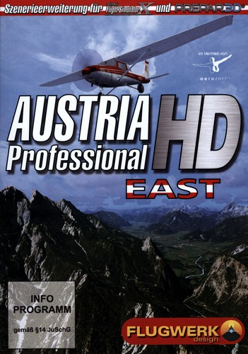 Austria Professional HD East