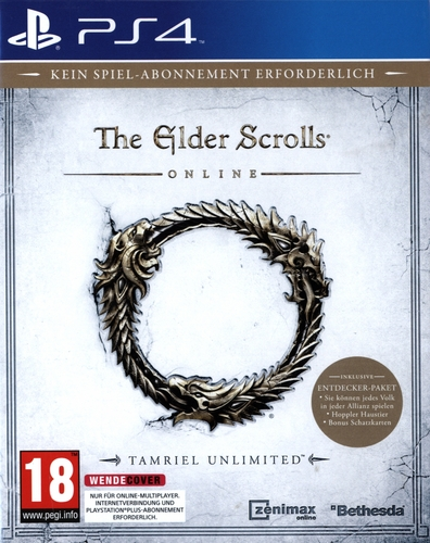 The Elder Scrolls - Online [PS4]