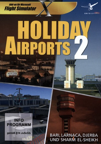 Holiday Airports 2 für FSX [Add-On]